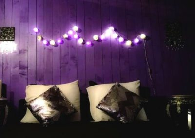 Chambre Purple dream